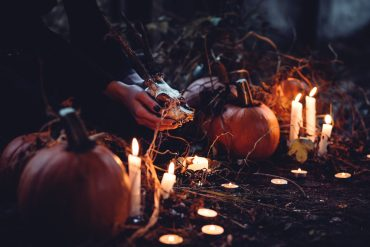 Samhain - Remembrance and Thanksgiving - HJ